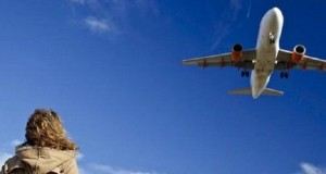 voyager en avion avec des adolescents
