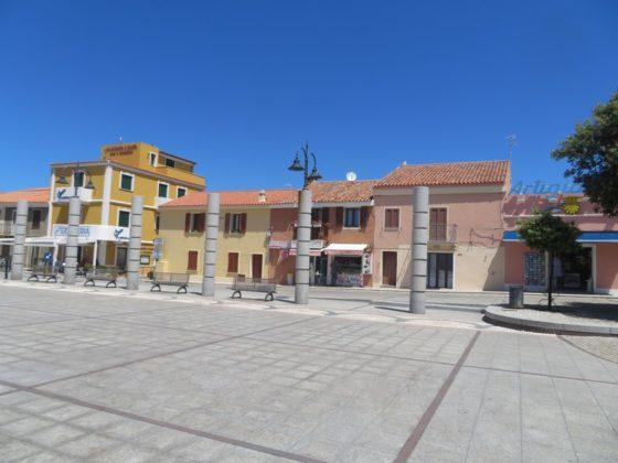 piazza vittorio emmanuele sardaigne