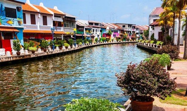 Malacca en Malaisie