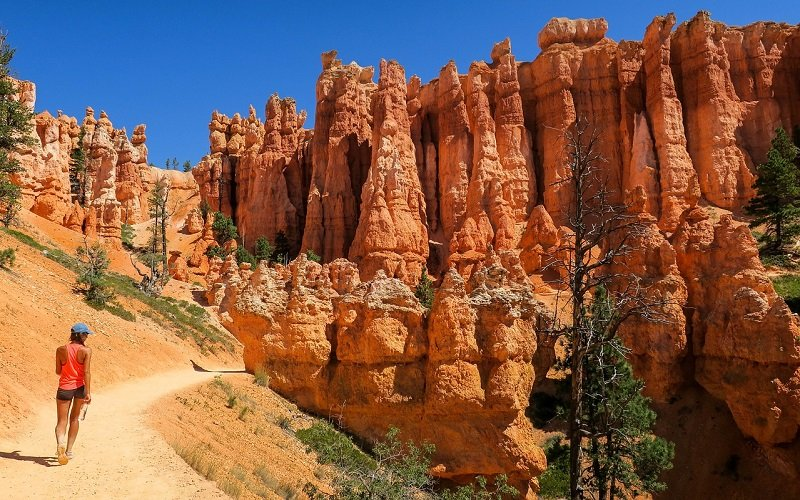 parc national bryce canyon randonnée
