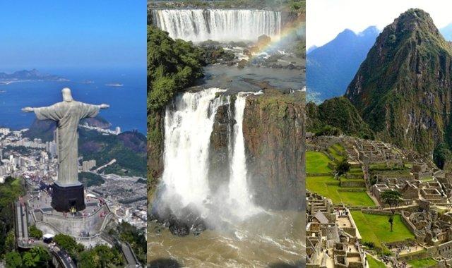 voyage multi-pays en Amérique du Sud