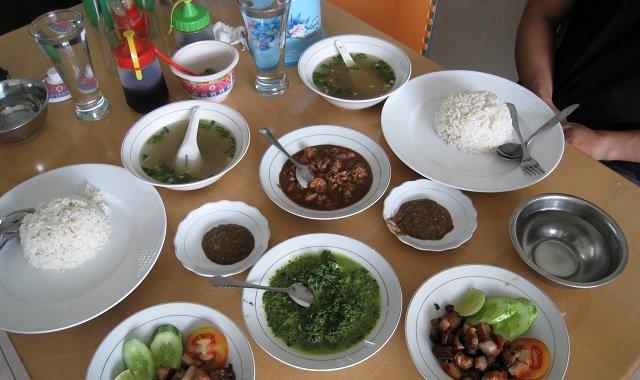 Voyage gastronomique en Indonésie