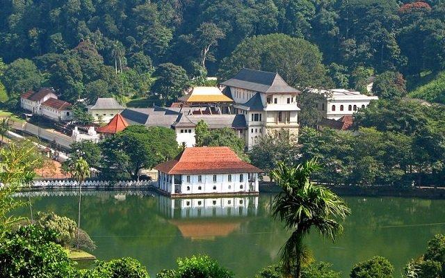 Kandy Temple de la dent sacrée