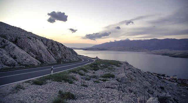 route croatie