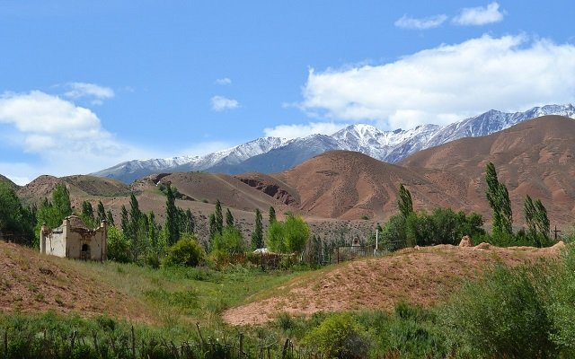 Voyager au Kirghizistan