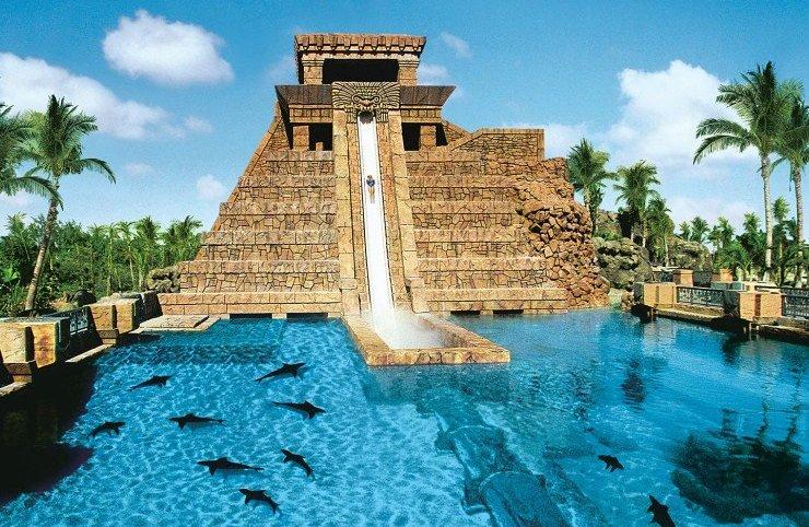 Aquaventure Water Park nassau