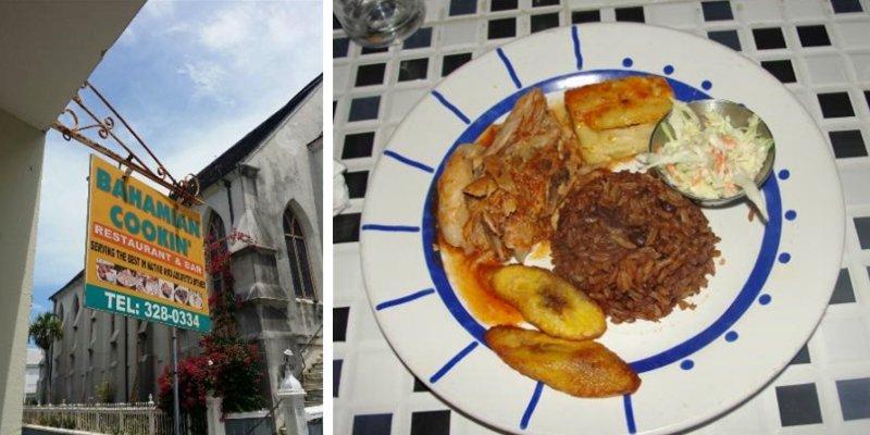 Bahamian Cookin nassau