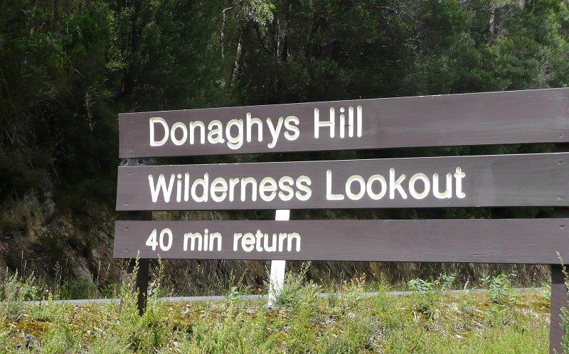 Donaghys Hill Wilderness