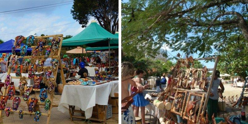 Guardalavaca marché