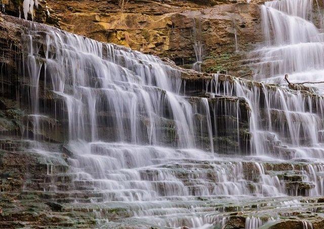 Hamilton cascades