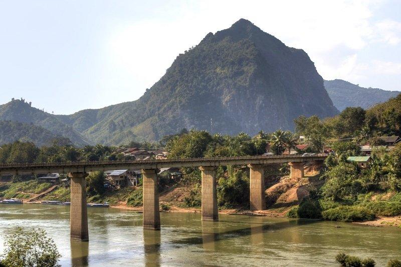 Nong Khiaw pont