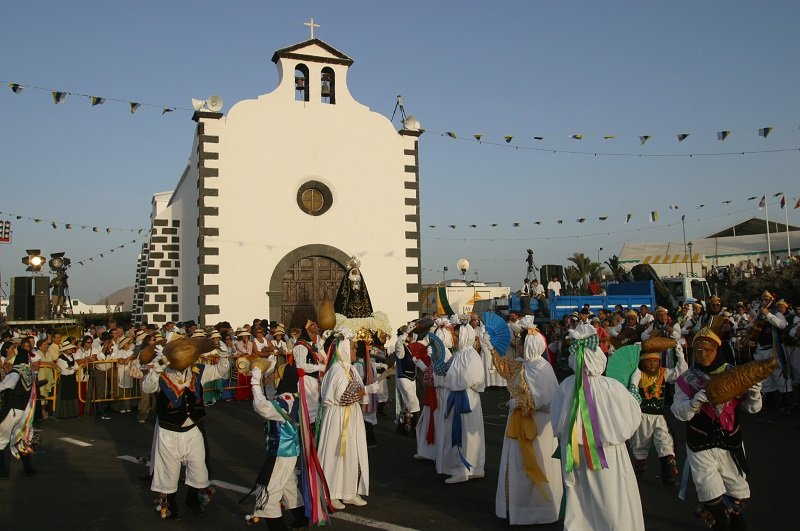 Nuestra Señora de Los Dolores lanzarote