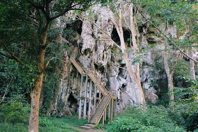 grotte pha tok