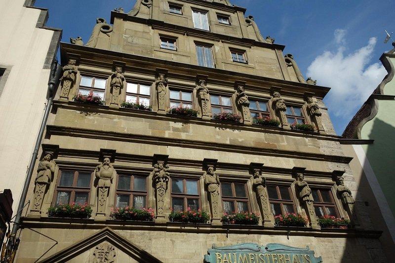 Baumeisterhaus rothenburg
