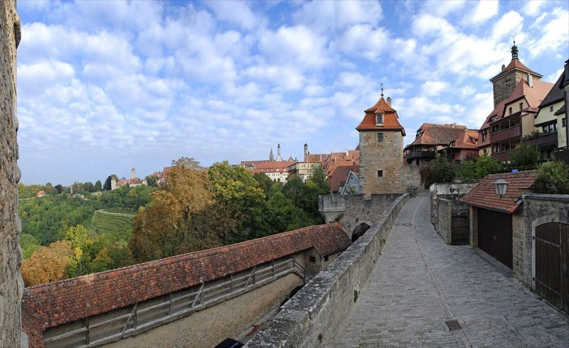 rempart rothenburg