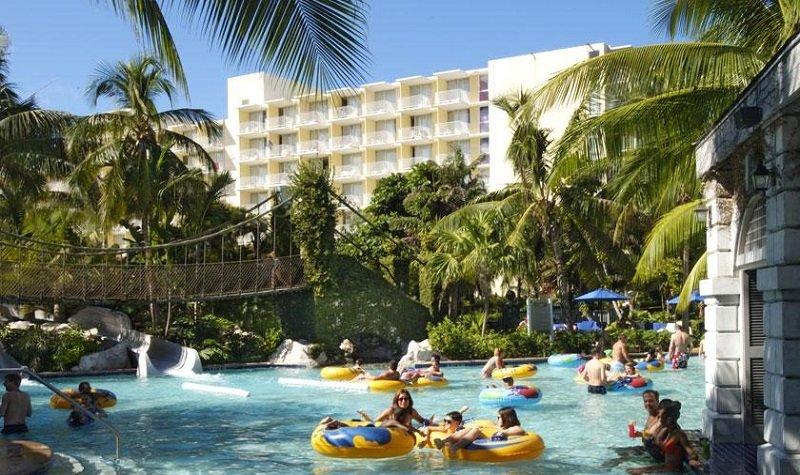 parc aquatique jamaique