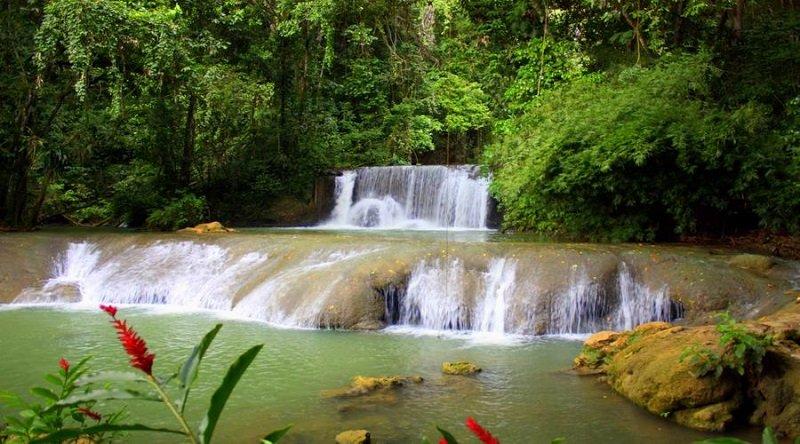 YS Falls jamaique