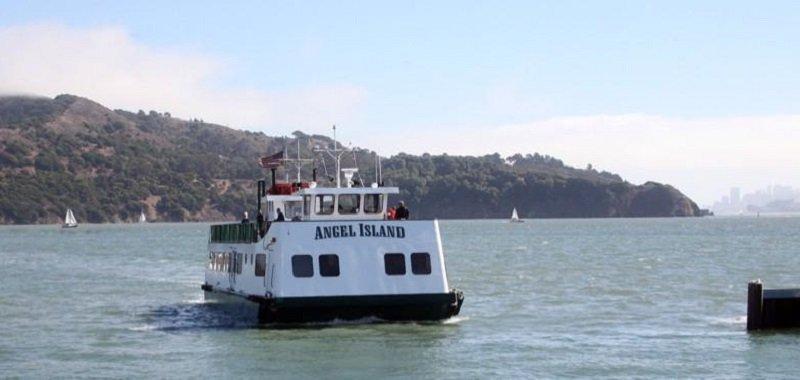 angel island bateau