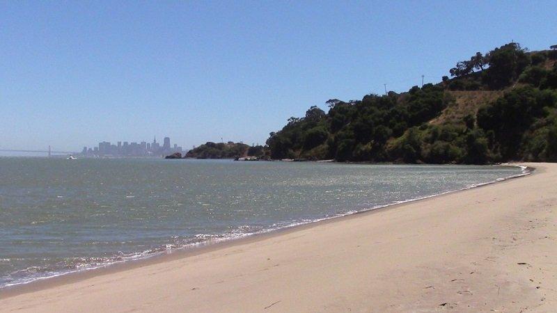 angel island plage