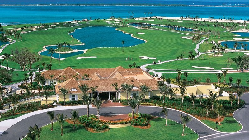 atlantis paradise island golf