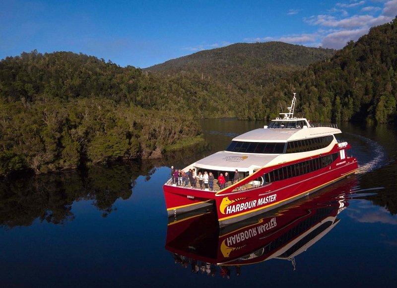 bateau tasmanie