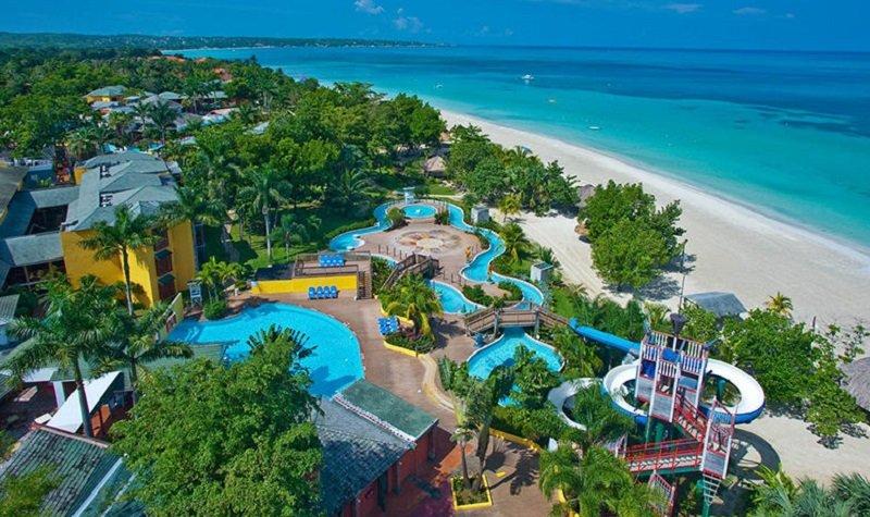 hôtels pour famille en Jamaïque