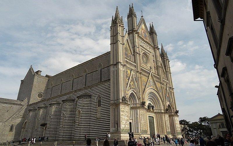 cathedrale orvieto