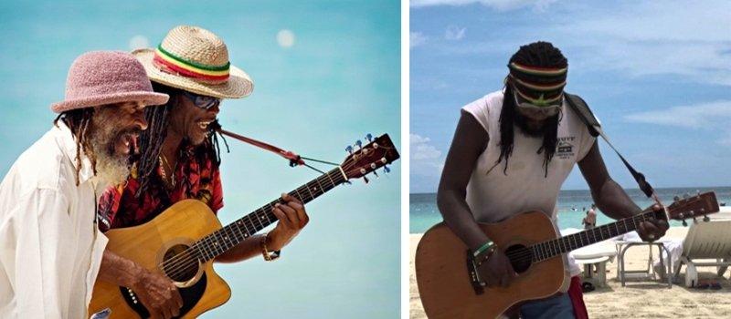 concert reggae plage negril