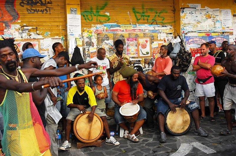festival gwo ka guadeloupe