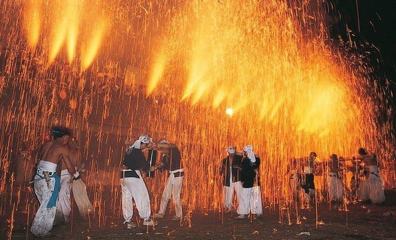 feu de Tejikara