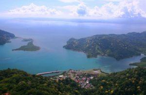 Golfito au Costa Rica