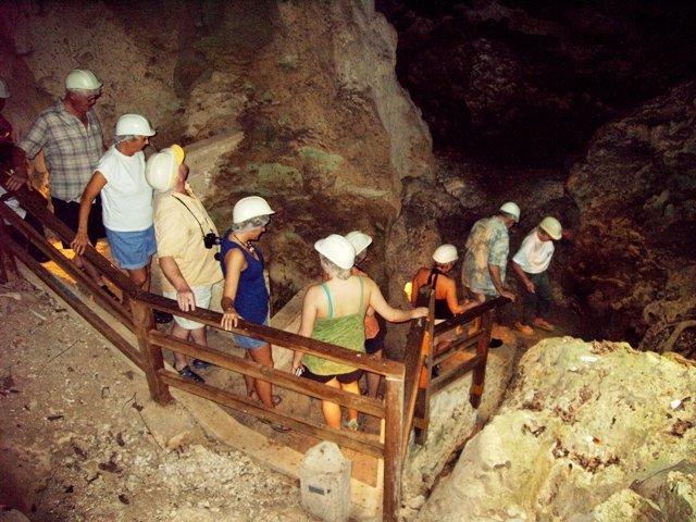 grottes de green grotto