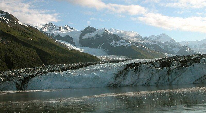 glacier Harvard