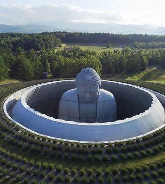 colline du bouddha