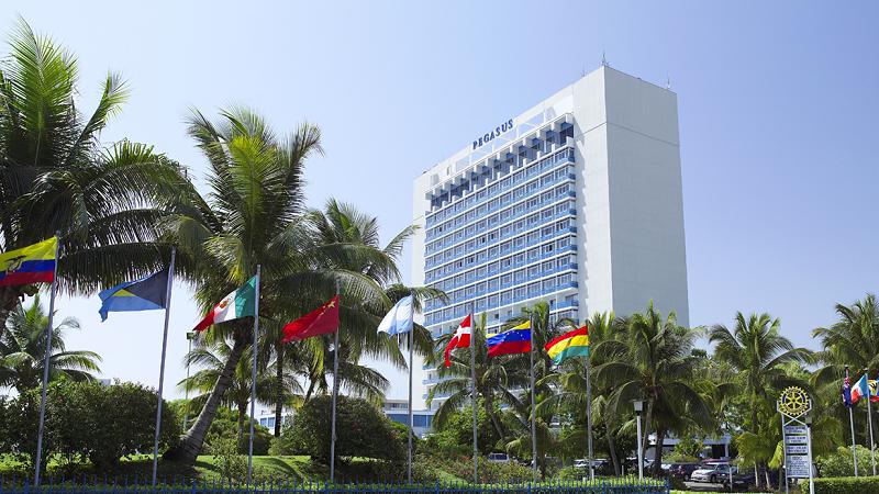 hotel pegasus jamaique