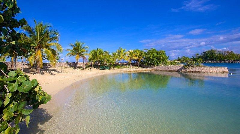plus belle plage de jamaique