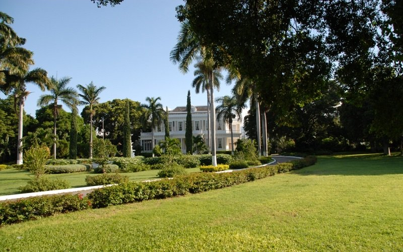 jardin devon house kingston jamaique