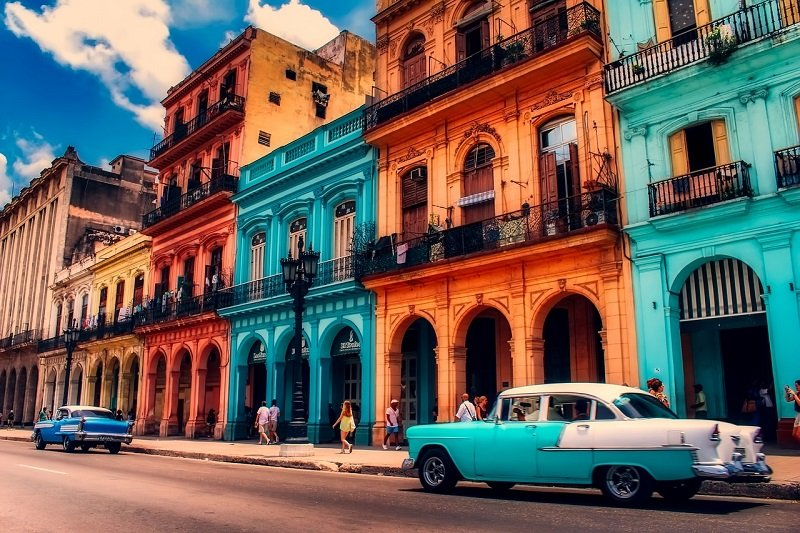Vacances romantique Cuba