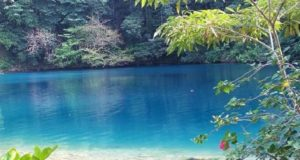 lagon bleu jamaique