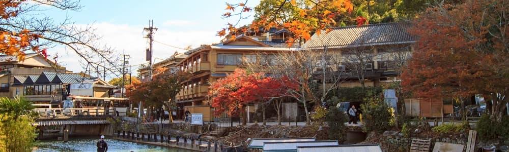 japon en automne