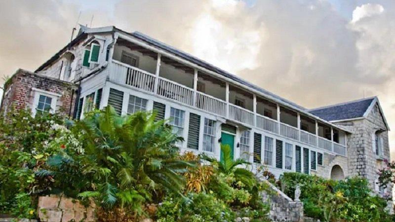 maison de plantation greenwood