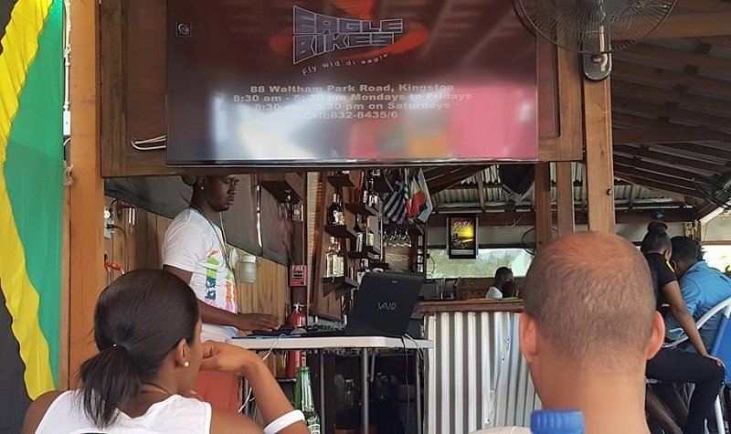 medusa bar and grill kingston
