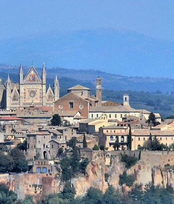 Orvieto en Italie