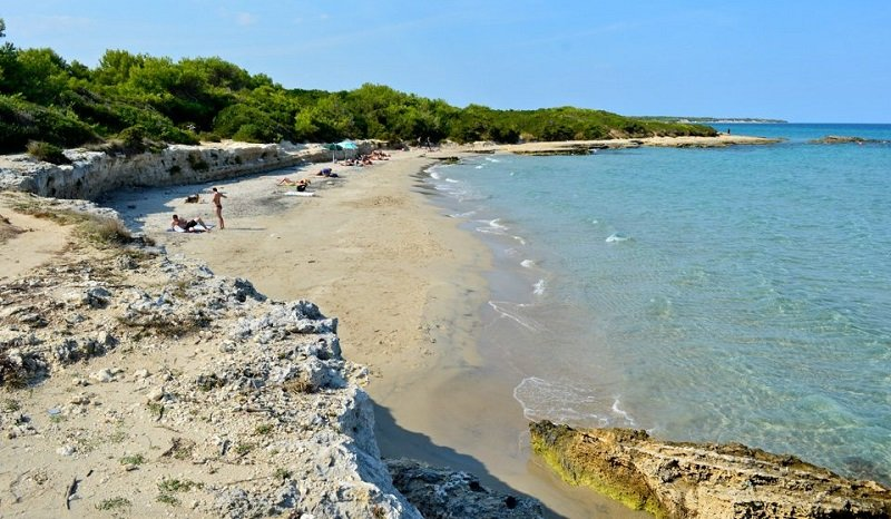 plage otrante