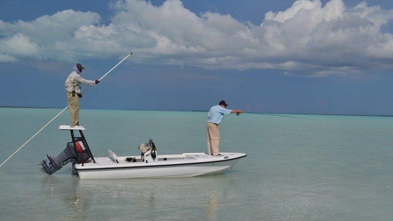 pêche bonefish andros