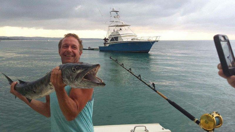 peche en haute mer jamaique