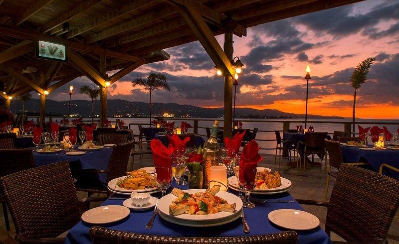 restaurant à montego bay