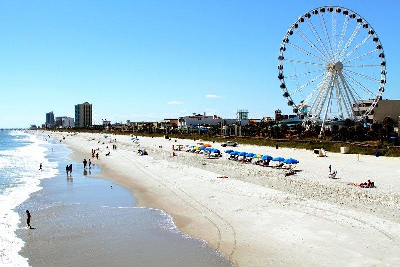 plage myrtle beach