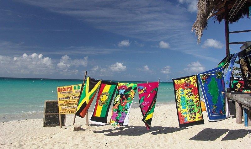 Le prez en Jamaique Plages-de-jamaique