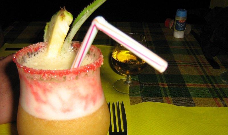cocktail sainte anne